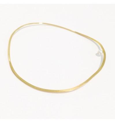 pur oval bracelet