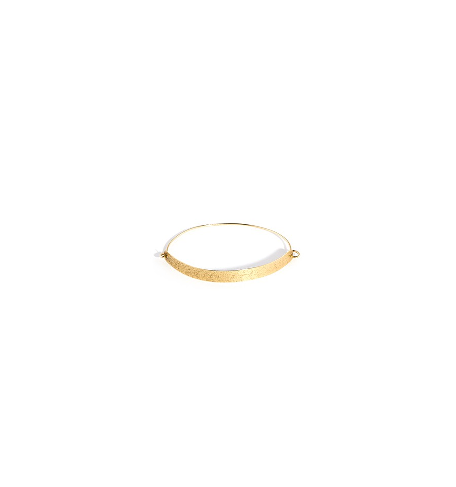 Skin Small Gold Bracelet Alto Galleria