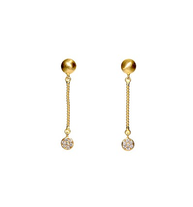 You & Me Diamonds earrings