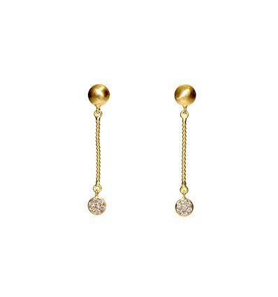 You & Me Diamonds earrings